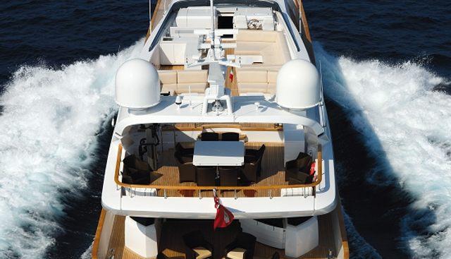 Lazy Me Charter Yacht - 4
