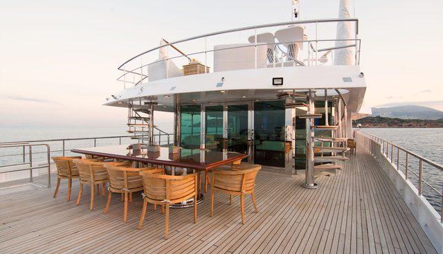 O'Natalina Charter Yacht - 2
