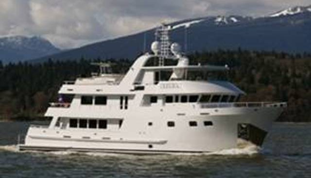 Sea Forever Charter Yacht