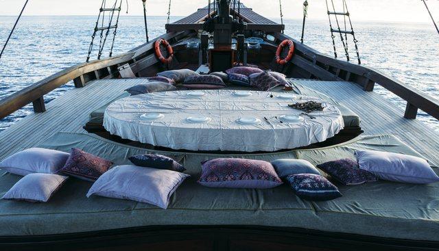 Manta Mae Charter Yacht - 3