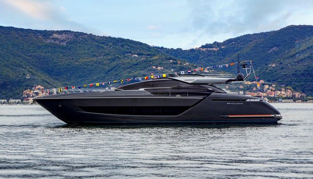 Space Cowboy Charter Yacht
