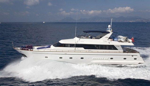 Famous V Charter Yacht - 3