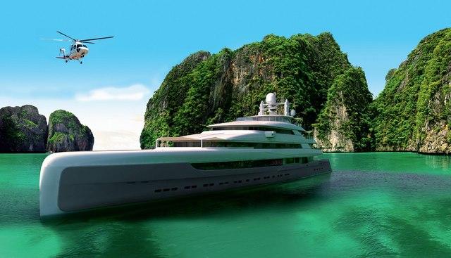 Illusion Plus Charter Yacht