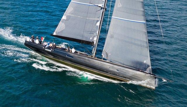 Essentia Charter Yacht
