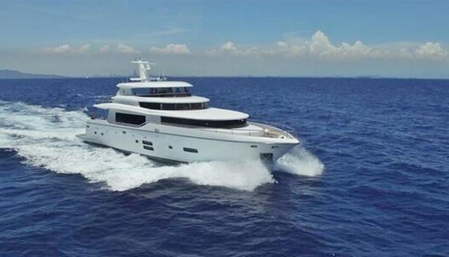 Life for Sale Charter Yacht