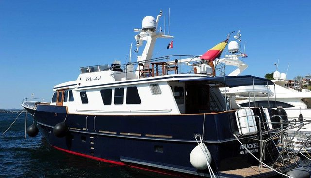 Muckel Charter Yacht - 3