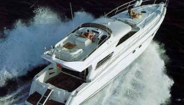 Livin Wright Charter Yacht