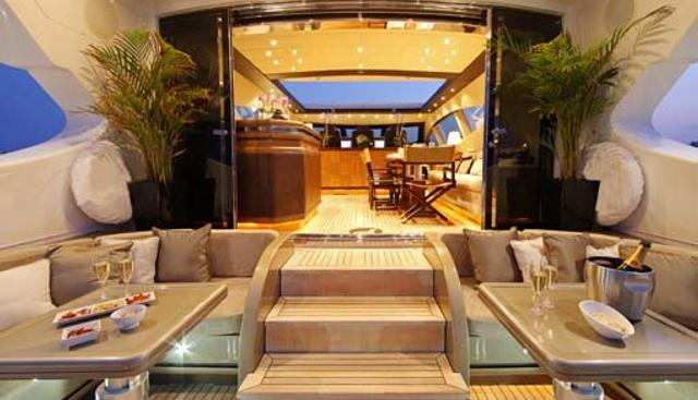 Samira Charter Yacht - 4