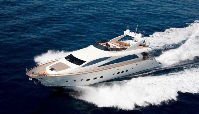 Elenoire Charter Yacht