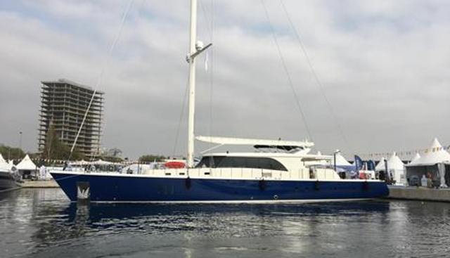Tamer Bey Charter Yacht