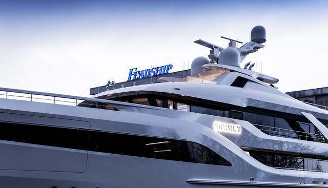 Somnium Charter Yacht - 2