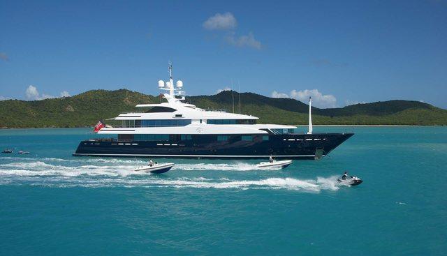 Ice Angel Charter Yacht