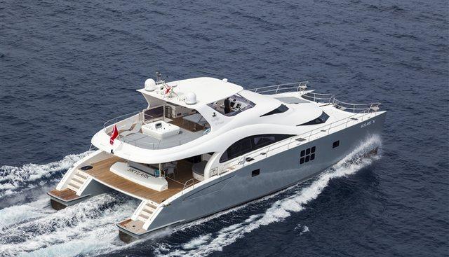 Skylark Charter Yacht - 2