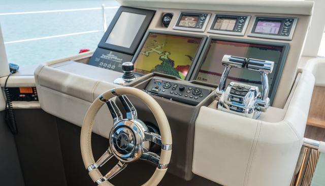 Nisi Charter Yacht - 8