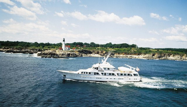 King K Charter Yacht - 2