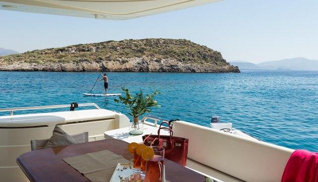 Meli Charter Yacht - 4