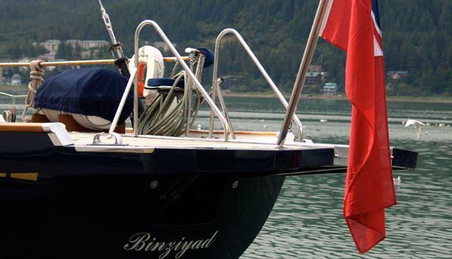 Binziyad Charter Yacht - 2