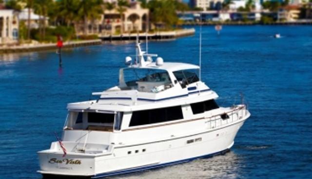 Sea Vista Charter Yacht - 2