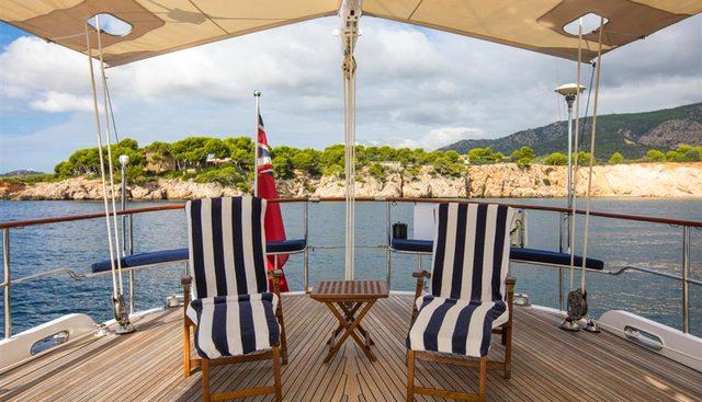Fidelitas Charter Yacht - 6
