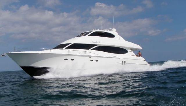 Angela D Charter Yacht