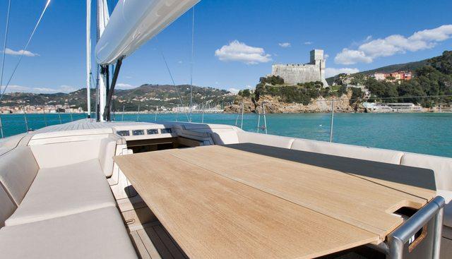 Inti Cube Charter Yacht - 2