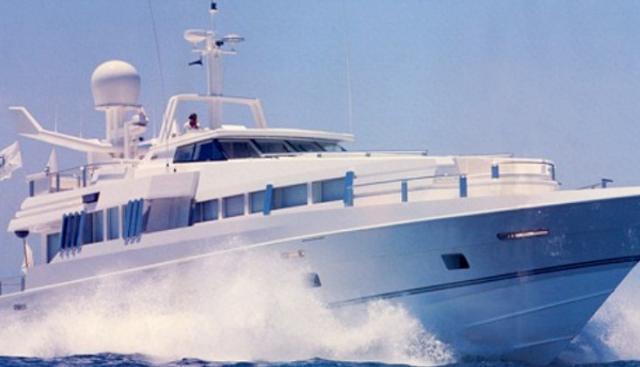 Highline Charter Yacht - 3