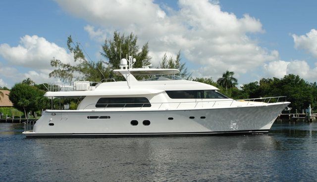 Moncrii Charter Yacht