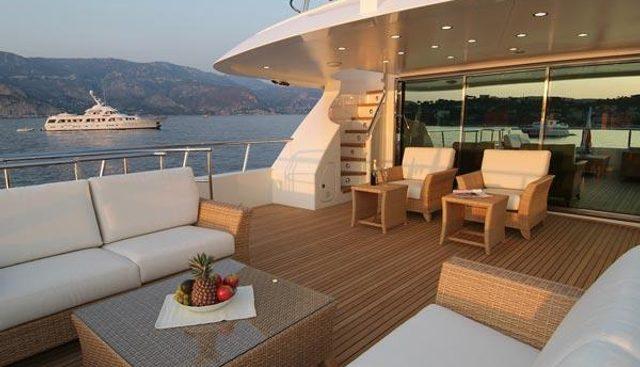 Little Blue Charter Yacht - 3