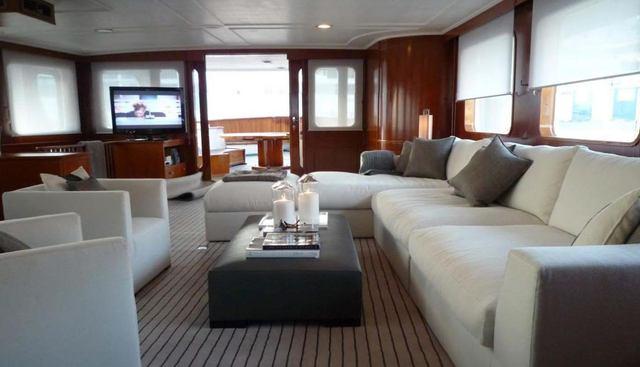 Secret Life Charter Yacht - 5