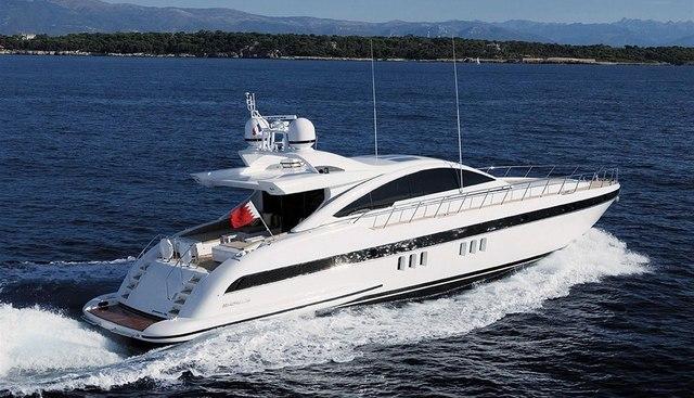Elfran 3 Charter Yacht