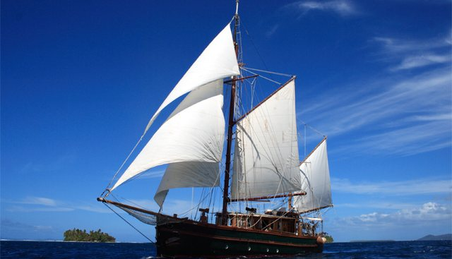 Styrr Charter Yacht - 3