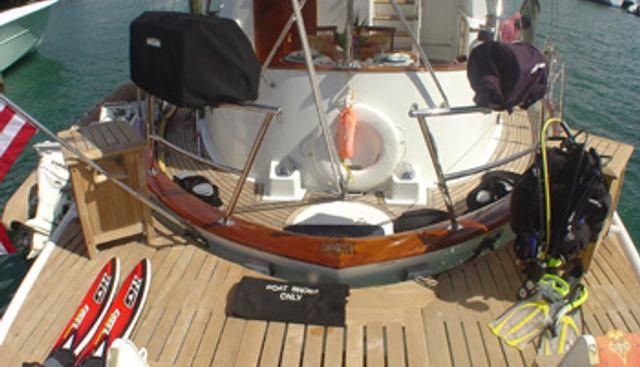 Quixote Charter Yacht - 2