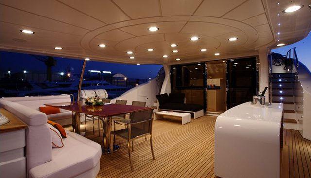 Serendipity Charter Yacht - 4