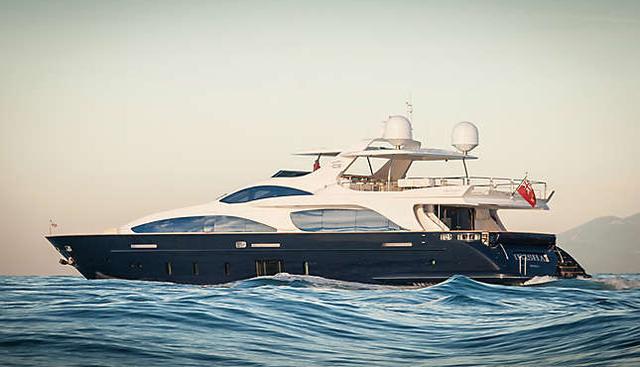 Lamona Charter Yacht - 5