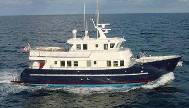 Columbus Charter Yacht