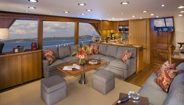 Shanakee III Charter Yacht - 5