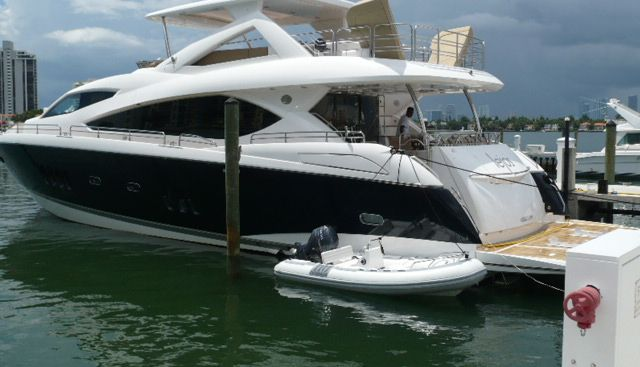 Lejos  Charter Yacht