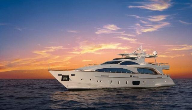 Roma 070 Charter Yacht
