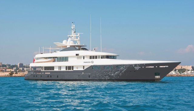 Princess Too Charter Yacht