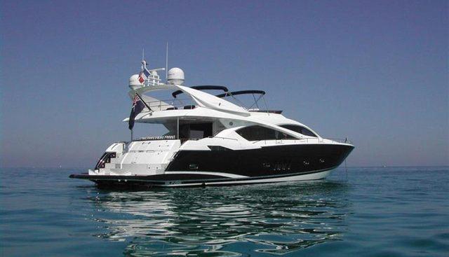 Fantasia of London Charter Yacht - 3