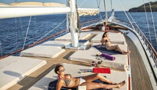 Oguz Bey Charter Yacht - 4