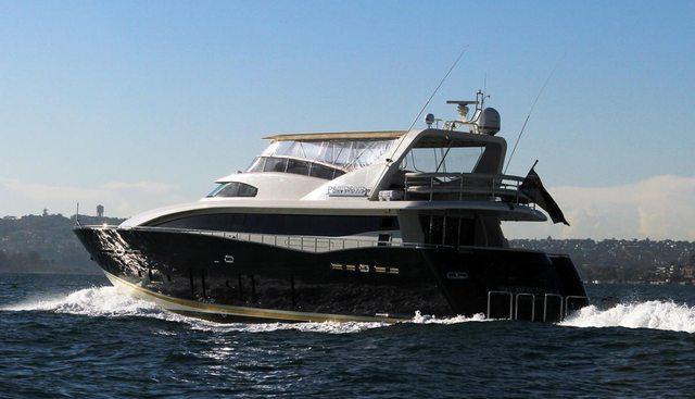 Patriot Charter Yacht - 2