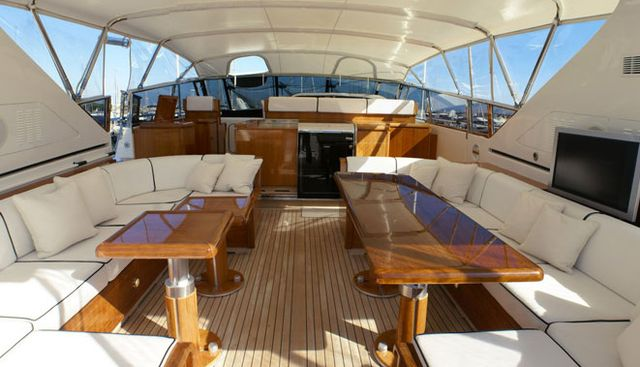 Aspacia Charter Yacht - 2