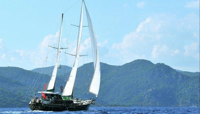 Freya Charter Yacht