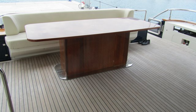 Giocattolo Charter Yacht - 2