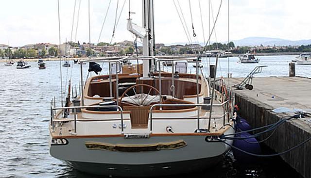 Ancha Charter Yacht - 4