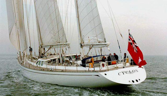 Cyclos III Charter Yacht - 4