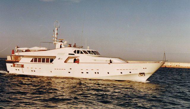 Argolide Charter Yacht