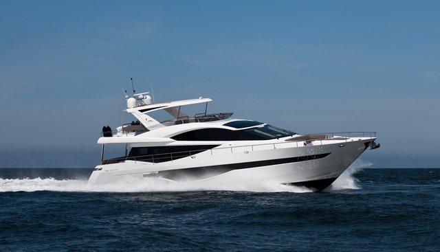Aisa Charter Yacht