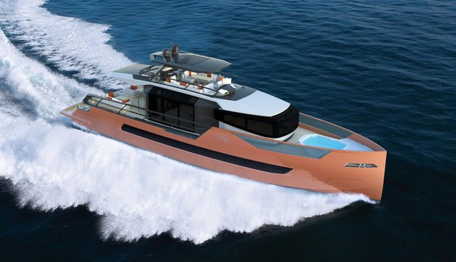 Magma Red Charter Yacht - 2